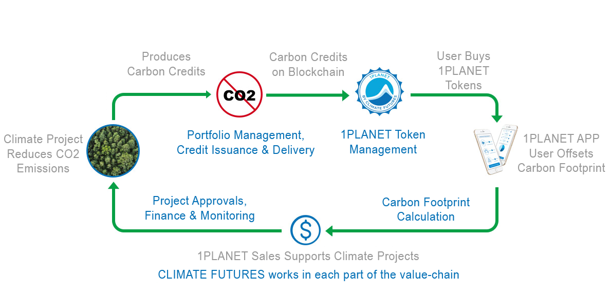 Climate Futures Value Chain