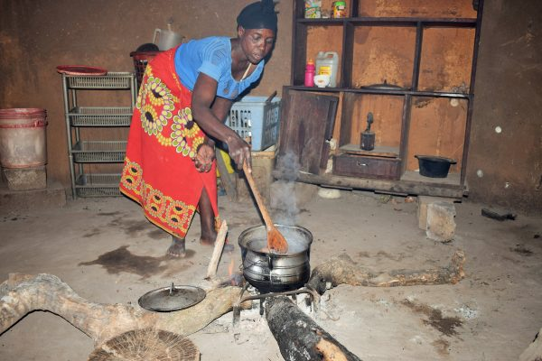 Zambia traditional cooking